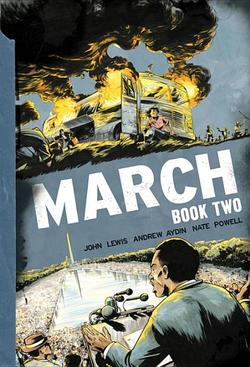 March: Book Two book