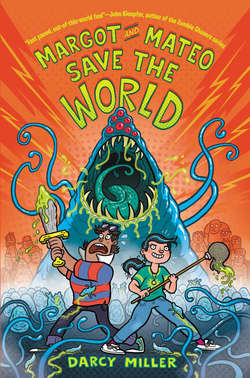 Margot and Mateo Save the World book