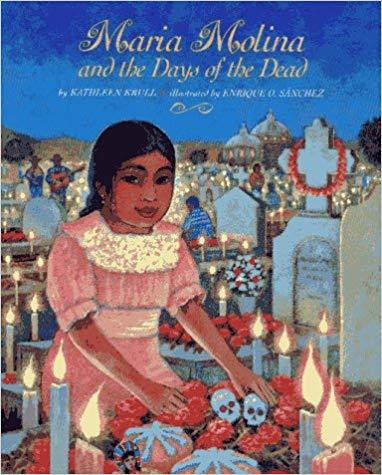 Maria Molina and the Days of the Dead book