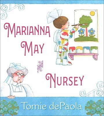 Marianna May and Nursey book