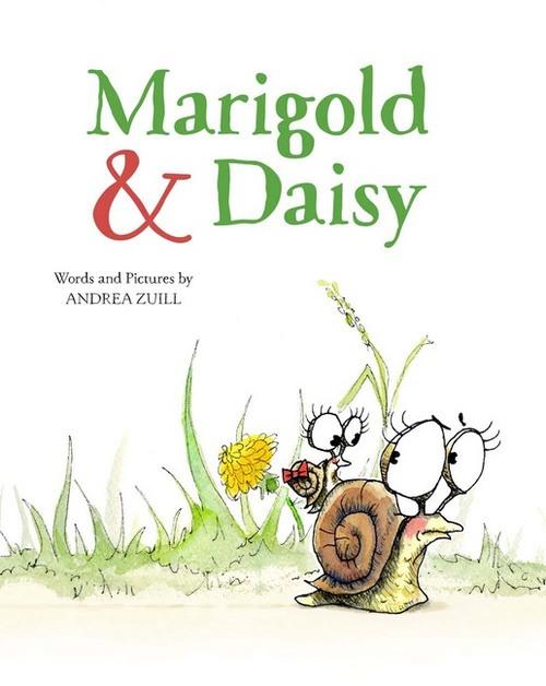Marigold and Daisy book