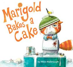 Marigold Bakes a Cake book