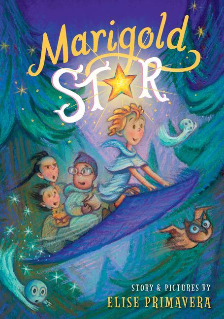 Marigold Star book