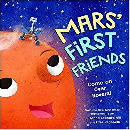Mars' First Friends: Come on Over, Rovers! book