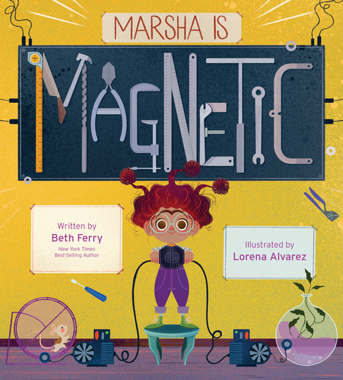 Marsha Is Magnetic book