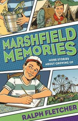 Marshfield Memories: More Stories About Growing Up book