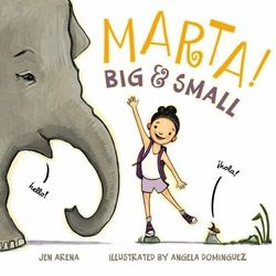 Marta! Big & Small Book