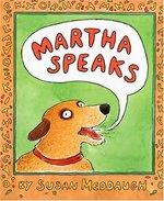 Martha Speaks book