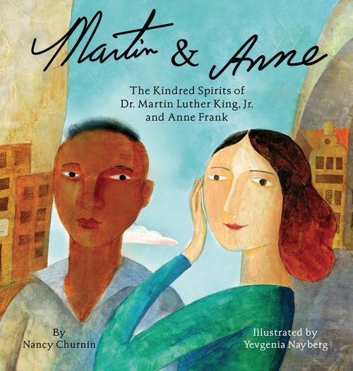 Martin and Anne book