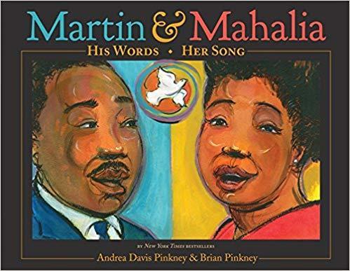 Martin & Mahalia: His Words, Her Song book