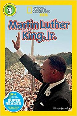 Martin Luther King, Jr. book