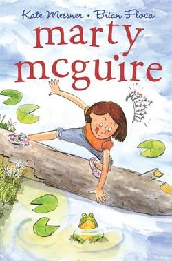 Marty McGuire book