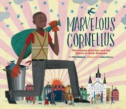 Marvelous Cornelius Book