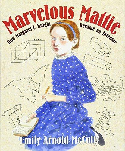 Marvelous Mattie book