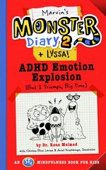 Marvin's Monster Diary 2 (+Lyssa) book