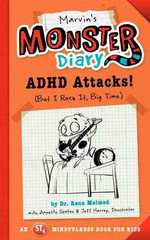 Marvin's Monster Diary book