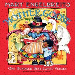 Mary Engelbreit's Mother Goose: One Hundred Best-Loved Verses book