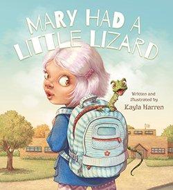 Mary Had a Little Lizard book