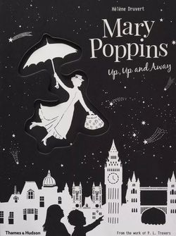 Mary Poppins Up, Up and Away book