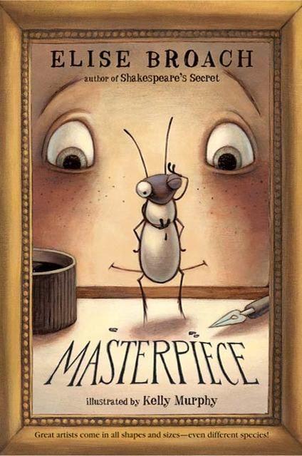 Masterpiece book