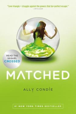 Matched book