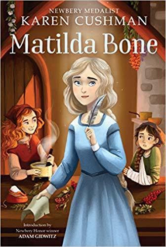 Matilda Bone book