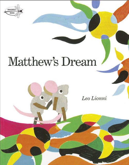 Matthew's Dream book