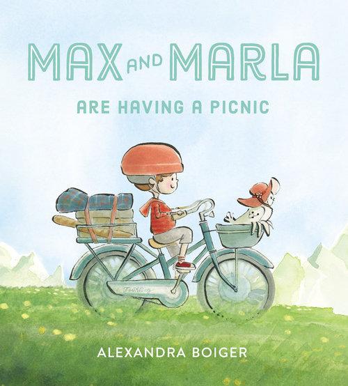 Max and Marla Are Having a Picnic book