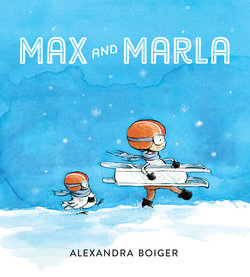 Max and Marla Book