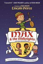 Max and the Midknights book