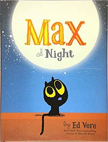 Max at Night book