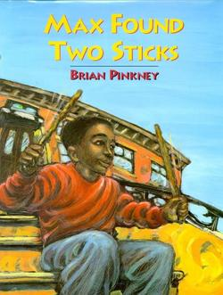 Max Found Two Sticks book