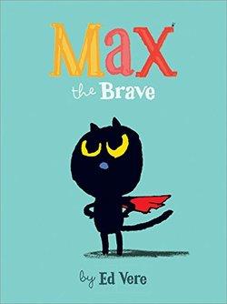 Max the Brave book