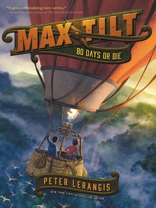 Max Tilt: 80 Days or Die book