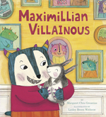 Maximillian Villainous book