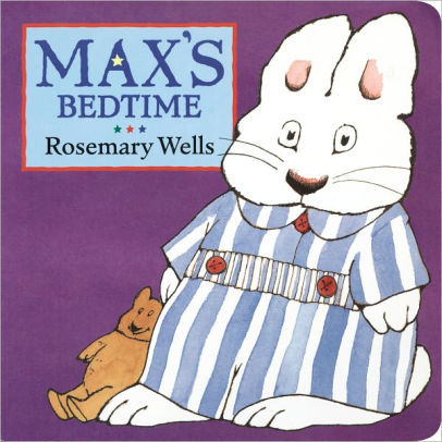 Max's Bedtime book