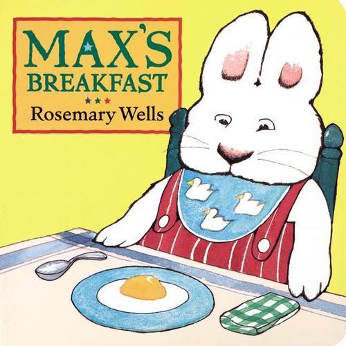 Max's Breakfast book