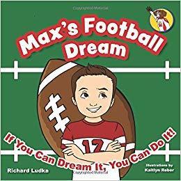 Max's Football Dream book