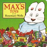 Max's Toys book