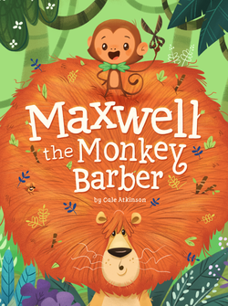 Maxwell the Monkey Barber Book