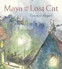 Maya and the Lost Cat Book