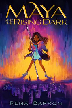 Maya and the Rising Dark book