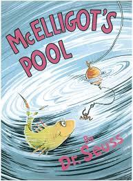 McElligot's Pool book