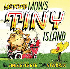 McToad Mows Tiny Island Book