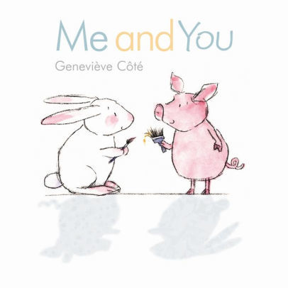 Me and You book