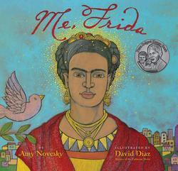 Me, Frida book