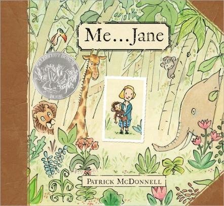 Me . . . Jane book