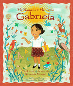 Me Llamo Gabriela book