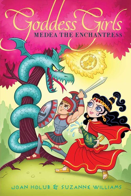 Medea the Enchantress book