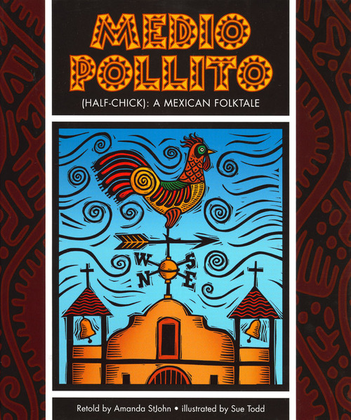 Medio Pollito book
